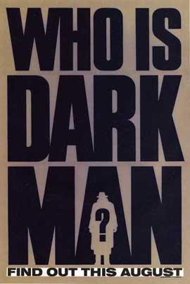 Darkman - 11 x 17 Movie Poster - Style F