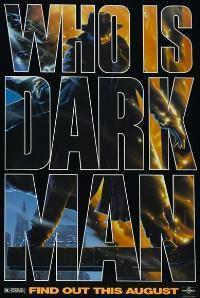 Darkman - 27 x 40 Movie Poster - Style F
