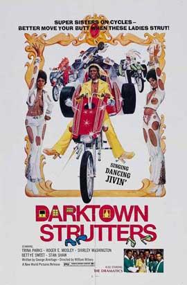 Darktown Strutters - 11 x 17 Movie Poster - Style A