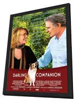 Darling Companion - 27 x 40 Movie Poster - Style A - in Deluxe Wood Frame