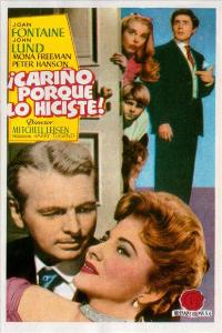 Darling How Could You - 11 x 17 Movie Poster - Spanish Style A