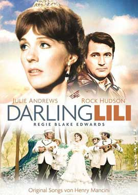 Darling Lili - 11 x 17 Movie Poster - German Style A