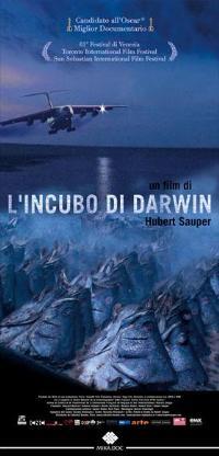 Darwin's Nightmare - 13 x 28 Movie Poster - Italian Style A