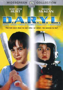 D.A.R.Y.L. - 27 x 40 Movie Poster - Style A