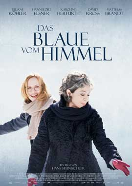 Das Blaue vom Himmel - 11 x 17 Movie Poster - German Style B