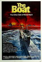 Das Boot - 11 x 17 Movie Poster - Style B
