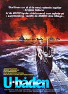Das Boot - 27 x 40 Movie Poster - Danish Style A