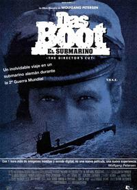 Das Boot - 11 x 17 Movie Poster - Spanish Style A