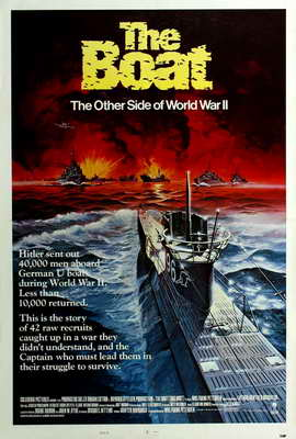 Das Boot - 27 x 40 Movie Poster - Style B