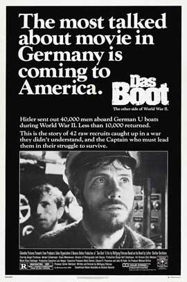 Das Boot - 11 x 17 Movie Poster - Style D