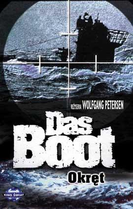 Das Boot - 11 x 17 Movie Poster - Polish Style C