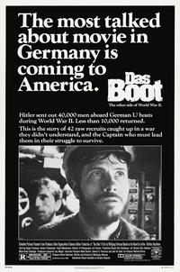 Das Boot - 27 x 40 Movie Poster - Style D