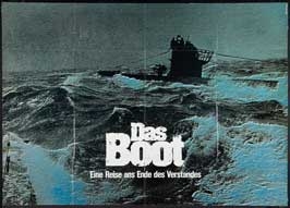 Das Boot - 11 x 14 Poster German Style A