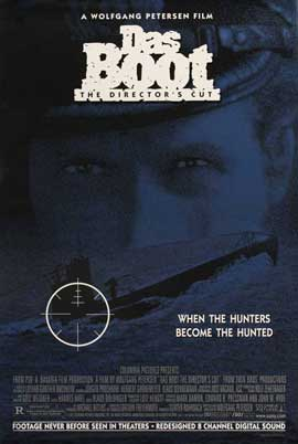 Das Boot - 27 x 40 Movie Poster - Style A