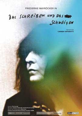 Das Schreiben und das Schweigen. Die Schriftstellerin Friederike Mayrocker - 27 x 40 Movie Poster - German Style A