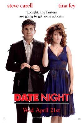 Date Night - 27 x 40 Movie Poster - UK Style B