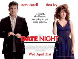 Date Night - 30 x 40 Movie Poster UK - Style A