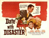 Date with Disaster - 11 x 17 Movie Poster - Style A