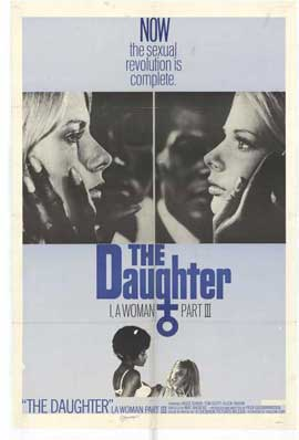 Daughter (I am Woman Part 3) - 11 x 17 Movie Poster - Style A