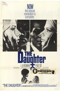 Daughter (I am Woman Part 3) - 11 x 17 Movie Poster - Style B