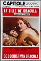 Daughter of Dracula - 27 x 40 Movie Poster - Belgian Style A