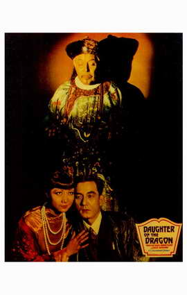Daughter of the Dragon - 11 x 14 Movie Poster - Style A