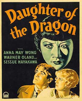 Daughter of the Dragon - 27 x 40 Movie Poster - Style B