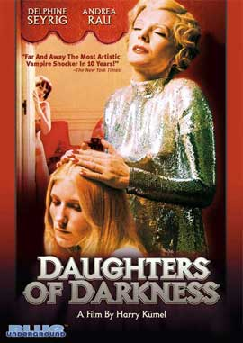 Daughters of Darkness - 27 x 40 Movie Poster - Style A