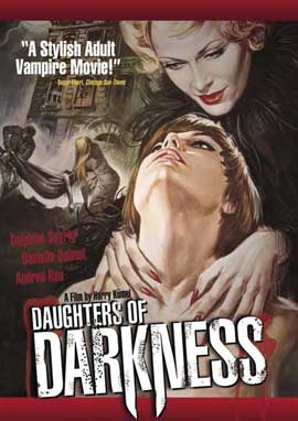 Daughters of Darkness - 11 x 17 Movie Poster - Style B