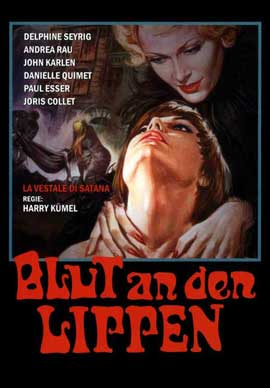 Daughters of Darkness - 11 x 17 Movie Poster - German Style A