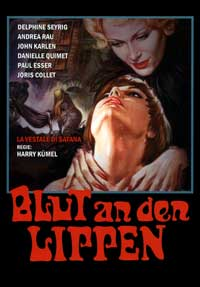 Daughters of Darkness - 27 x 40 Movie Poster - German Style A