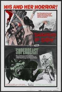 Daughters of Satan - 11 x 17 Movie Poster - Style A