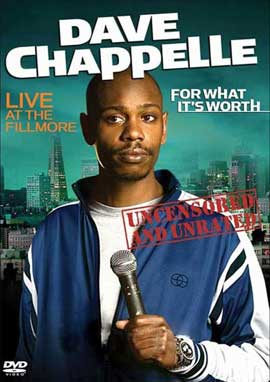 Dave Chappelle: For What It's Worth - 11 x 17 Movie Poster - Style A