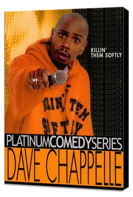Dave Chappelle: Killin' Them Softly (TV) - 11 x 17 Movie Poster - Style A - Museum Wrapped Canvas
