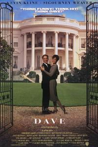 Dave - 43 x 62 Movie Poster - Bus Shelter Style A