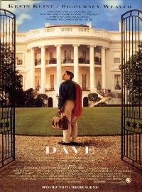 Dave - 27 x 40 Movie Poster - Style C
