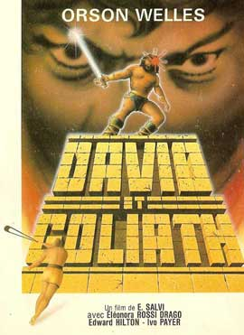 David and Goliath - 11 x 17 Movie Poster - Style C