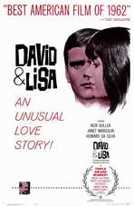David and Lisa - 11 x 17 Movie Poster - Style A