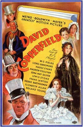 David Copperfield - 11 x 17 Movie Poster - Style A