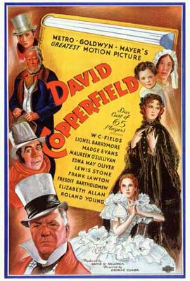 David Copperfield - 27 x 40 Movie Poster - Style A