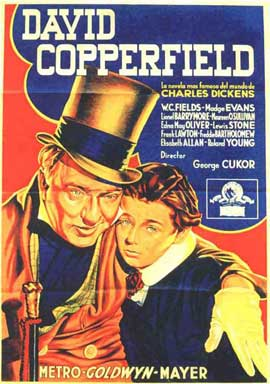 David Copperfield - 11 x 17 Movie Poster - Style D