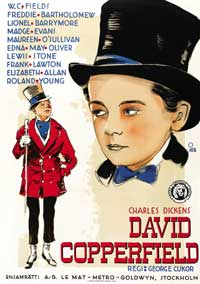 David Copperfield - 27 x 40 Movie Poster - Style C