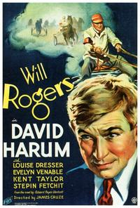 David Harum - 27 x 40 Movie Poster - Style A