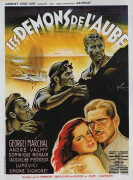Dawn Devils - 11 x 17 Movie Poster - French Style A