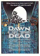 Dawn of the Dead - 27 x 40 Movie Poster - Style F