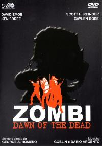 Dawn of the Dead - 27 x 40 Movie Poster - Italian Style B