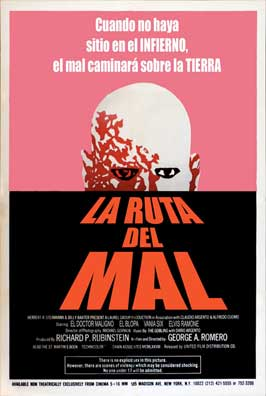 Dawn of the Dead - 11 x 17 Movie Poster - Spanish Style C