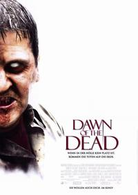 Dawn of the Dead - 11 x 17 Movie Poster - German Style A