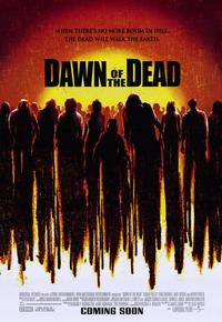 Dawn of the Dead - 11 x 17 Movie Poster - Style A - Museum Wrapped Canvas
