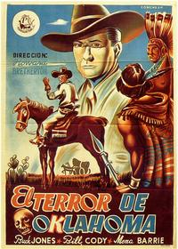 Dawn on the Great Divide - 27 x 40 Movie Poster - Spanish Style A